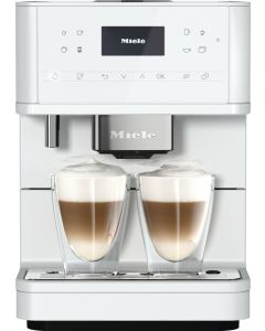Кафемашина Miele CM 6160 MilkPerfection - Lotus white